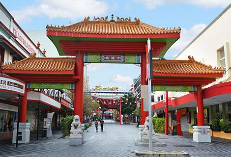 China Town Brisbane