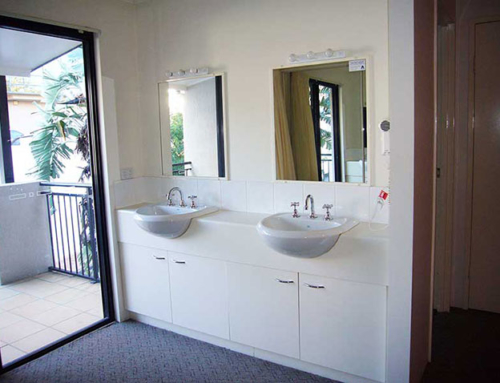 Large Ensuite Two Bedrooms