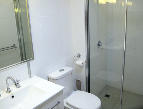 Spotless Bathrooms