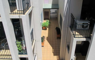 Balcony View Spring Hill Mews