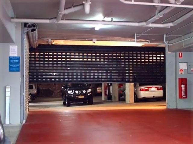 Spring Hill Mews Free Secure Carpark